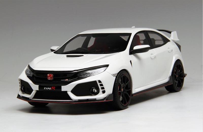 Honda Civic Type R LHD Gloss White