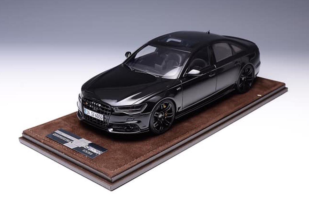 Audi S6 (C7) Sedan 2019 Black